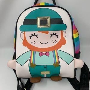 NWT. Betsey Johnson backpack